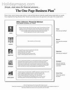 business plan sample holidaymapqcom With business plan template for financial advisors