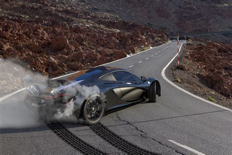 Ben Dulieu - McLaren P1 Drift