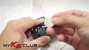 Video Guide On How To Change Battery For Kia  Hyundai Smartkey