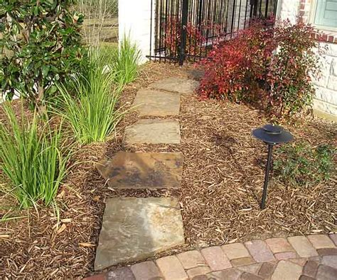 landscaping with flagstone projects using stones and landscaping materials from all american stone and turf