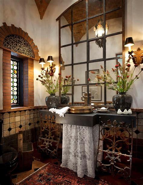 luxurious powder room decorating ideas