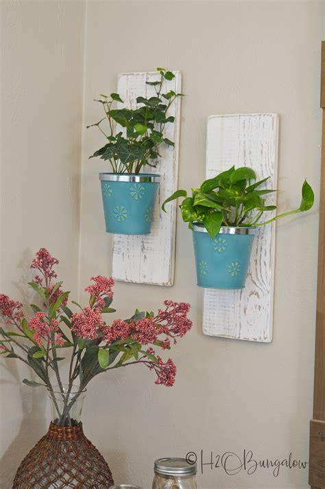 hanging wall garden hanging wall planter home ideas
