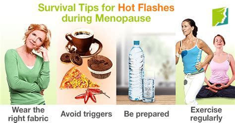 Survival Tips for Hot Flashes in Menopause | Menopause Now