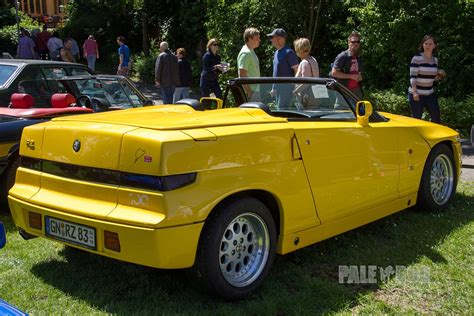 Alfa Romeo Rz by 1992 Alfa Romeo Rz Rear View 1990s Paledog Photo