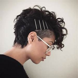 The Newest 2018 Undercut Hair Design for Girls - Pixie ...