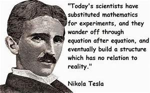 """Badger Lake Observer: July 10 Behold Nikola Tesla """"A Child ..."""