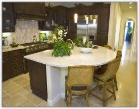 kitchen ideas with islands custom kitchen islands with seating and storage home design ideas
