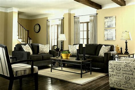 Grey Couch Living Room Paint Color Modern Home Design Ideas