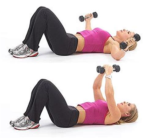 Pec Deck Fly With Dumbbells by Fitblyss Tone Your Chest Arms Lift Your Without