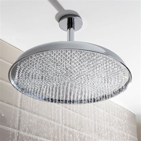 shower heads belgravia 450mm showerhead in traditional luxury