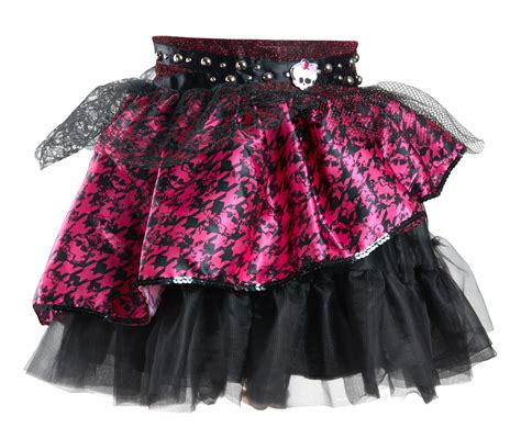 rs gamis tutu pink high scary tutu pink and black ruffles and