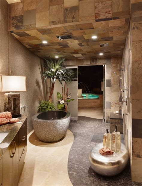 Modern Spa Bathroom by 20 Spa Bathroom Designs Decorating Ideas Design Trends