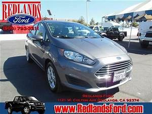 2014 Ford Fiesta Se Sedan 4d For Sale In Redlands