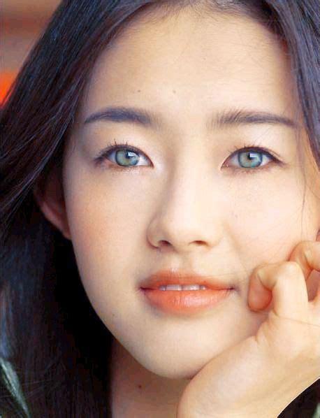 asian girl blue eyes le fotograf pinterest eyes