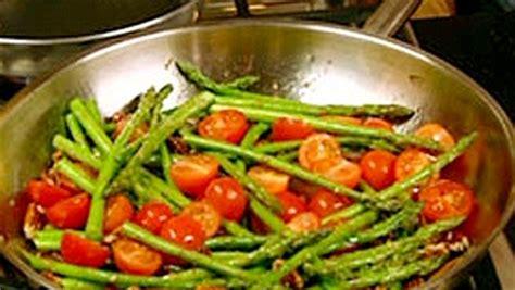 cuisiner asperges salade d 39 asperges tiède