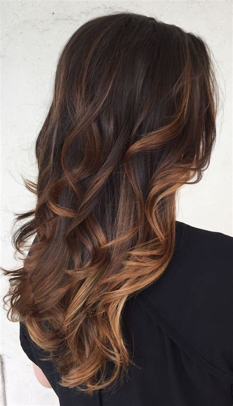 Black Hairstyles Highlights by Best Balayage Hairstyles For Black Hair