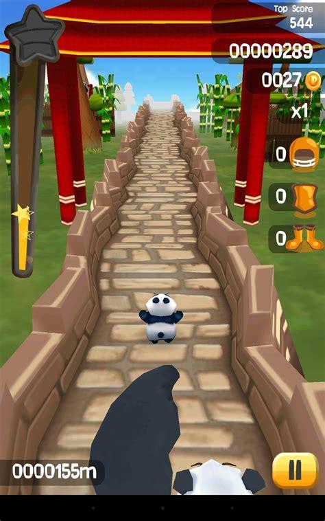panda run games  android    panda