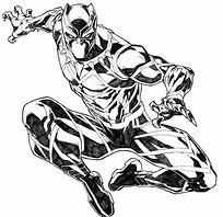 hd wallpapers avengers black panther coloring pages - Black Panther Coloring Pages