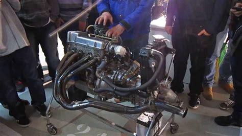 formula 3 engine motor 900cc fiat formula 3 youtube