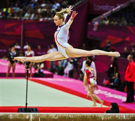 Gymnastics Sandra Izbasa Team Romania London Olympics