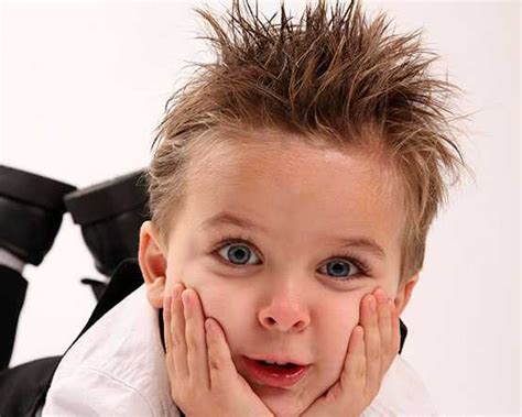 Little Boys And Girls Haircuts