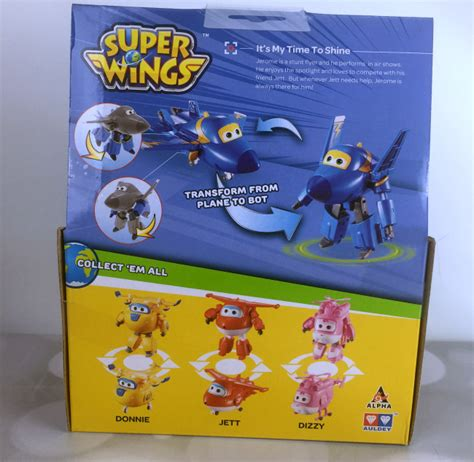 Super Wings Transforming Toys Perfect For Kids  It's Free