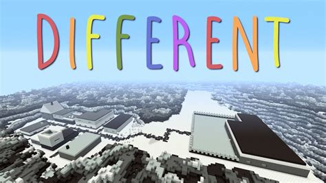 Stampy Short - Different - YouTube