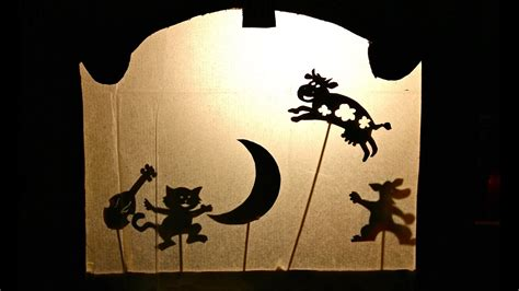 shadow puppet theatre youtube