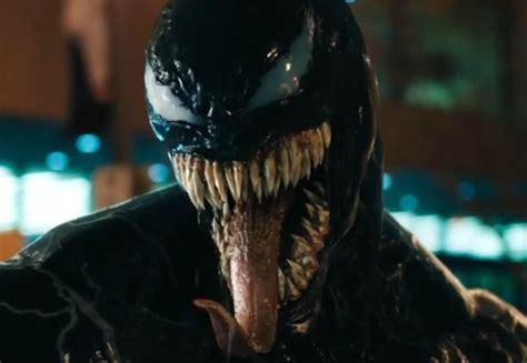 venom bites head  october box office record cnet