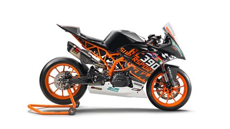 Limited Edition Ktm Rc390 R And A Ssp300 Race Kit For It