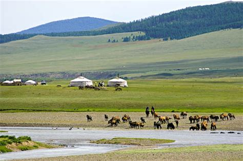Mongolian countryside photo - Ilan Rosen photos at pbase.com