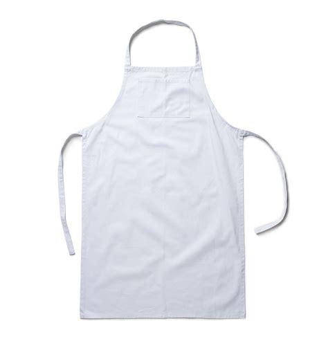 tablier blanc de cuisine coverguard tablier de cuisine blanc 100 coton partner