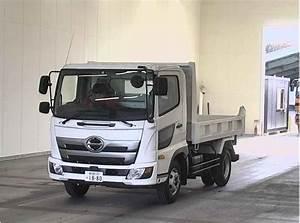 2019 Hino Ranger 4 Ton Dump 2kg