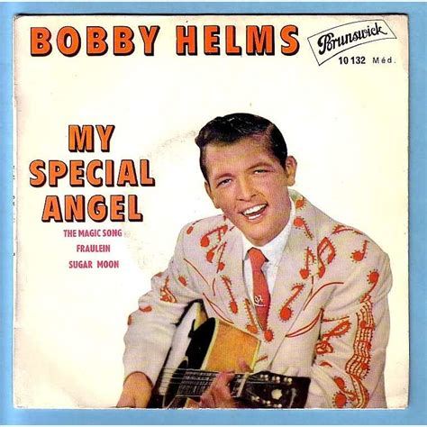 bobby helm original my special angel the magic song fraulein sugar moon