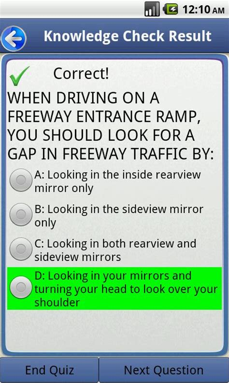 All tests must be completed 10 minutes prior to closing: Driver License Test PA - Android Apps on Google Play