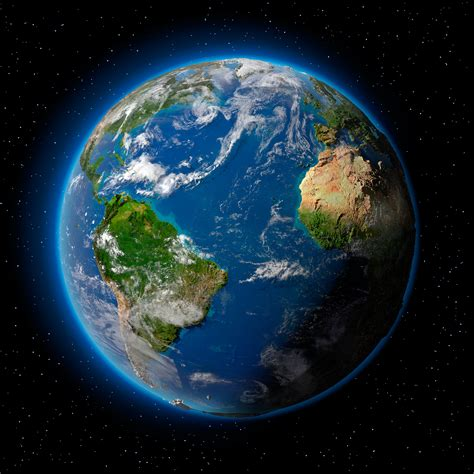 Earth  The Truth Is From God