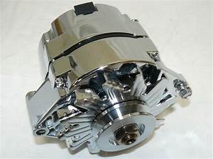 Gm Chrome 110 Amp 10si 1 One Or 3 Three Wire Buick Big