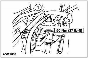 2001 Ford Taurus Egr Sensor Location