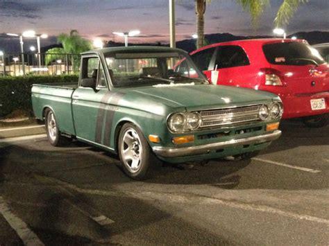 Datsun 510 V8 by 70 Datsun 521 V8 Conversion 5 0 Ho For Sale Photos