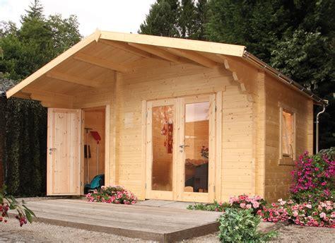 Gartenhaus Aus Holz by Gartenhaus 171 450x300cm Holzhaus Bausatz 34 Mm Modern 187 2