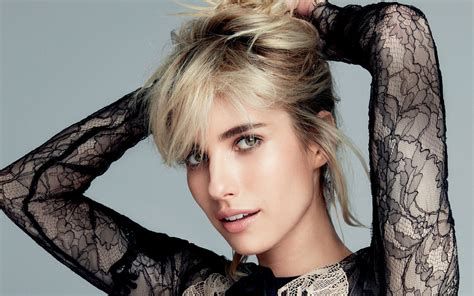 Vanity Fair Instagram by Fondo De Pantalla Emma Roberts Foto De La Revista Hd