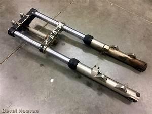 38mm Ceriani Fork Set For Sd900 Ducati Darmah