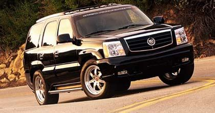 svc supercharged cadillac escalade road test