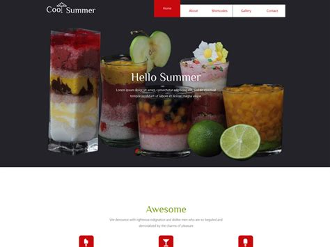 cool joomla templates free download cool summer free responsive hotel bootstrap template