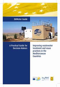Pdf  Emwater Guide And Recommendations On Wastewater