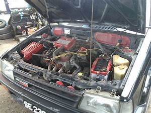 AqilN 1986 Daihatsu Charade Specs, Photos, Modification