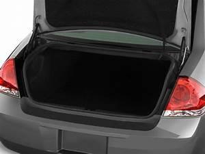 Image: 2013 Chevrolet Impala 4-door Sedan LT Retail Trunk