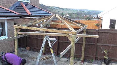 Build Gazebo Wooden Gazebo Build 2 5m