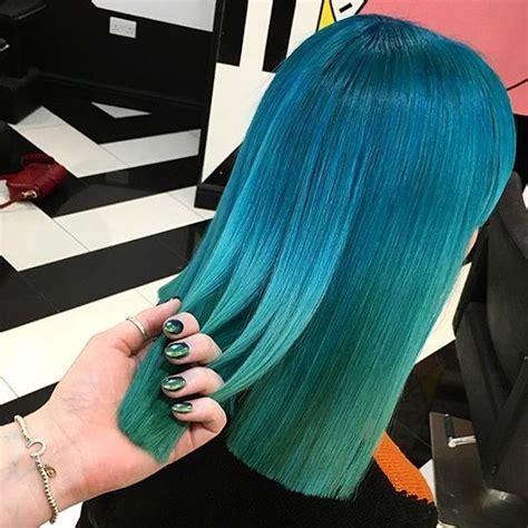 Best 25 Aqua Hair Ideas On Pinterest Turquoise Hair