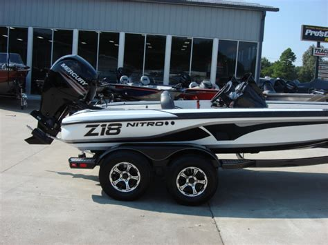 Nitro Boats Home Page by Nitro Z18 Bass Boats New In Warsaw Mo Us Boattest